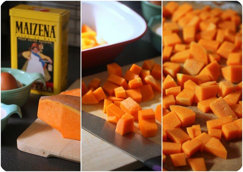 flan de potiron a la vapeur preparation blog chez requia cuisine et confidences