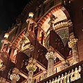 Barcelone -La Ribera, Palau de la Musica_6585