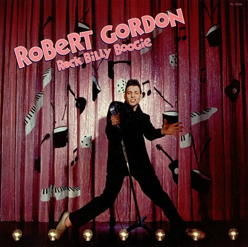 Robert+Gordon+-+Rock+Billy+Boogie+-+LP+RECORD-487893