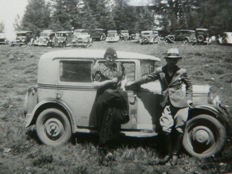 1932 première voiture