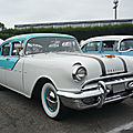 PONTIAC Star Chief 4door Sedan 1955 Illzach (1)