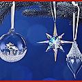 swarovski decoration sapin noel 1