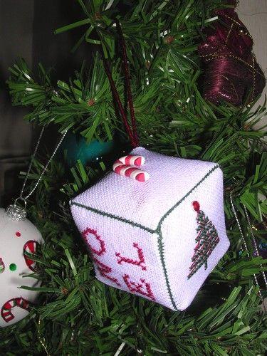 Cube de Noël