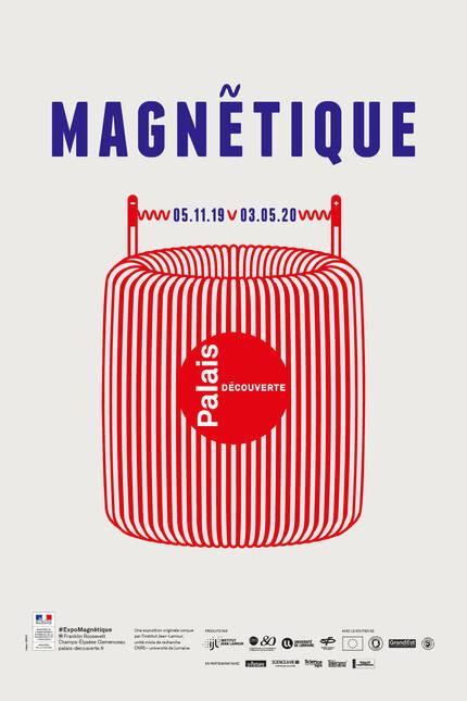 Magnétique affiche