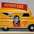 Bedford Van 1-43 Corgi Adventure A-4
