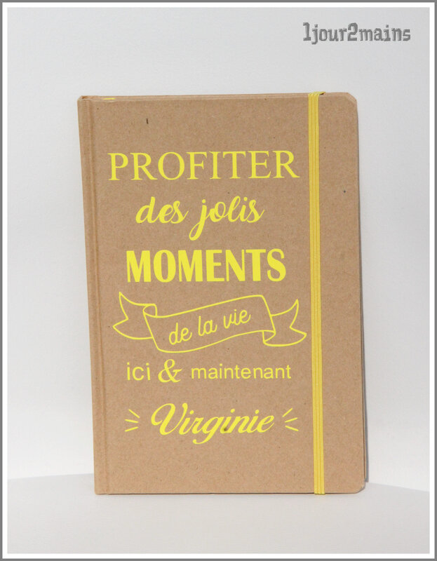 cahier jolis moments