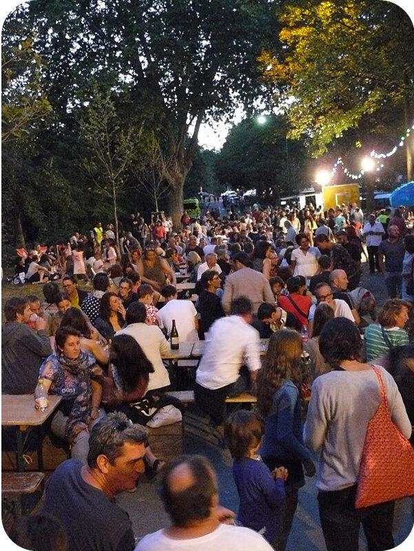 Quartier Drouot - Scènes de rue ciné plein air2