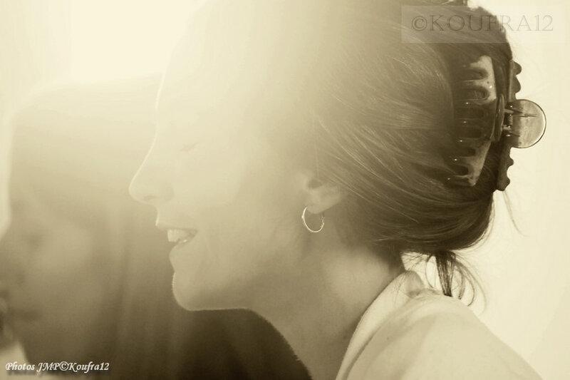 Photos JMP©Koufra 12 - Le Caylar - Marie Andrée Lise - Harpe Violon - 22092019 - 0054
