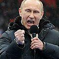 Selon jacob rothschild le président russe vladimir poutine serait un « traître au nouvel ordre mondial ».