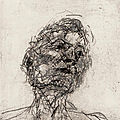 Exhibition at städel museum unites major works by frank auerbach and lucian freud