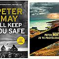 I'll keep you safe, de peter may