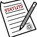 Statuts et reglement interieur randonnee & marche aquatique