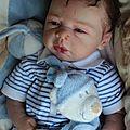 2013 - bébé reborn 2013 - Tulio (adopté)