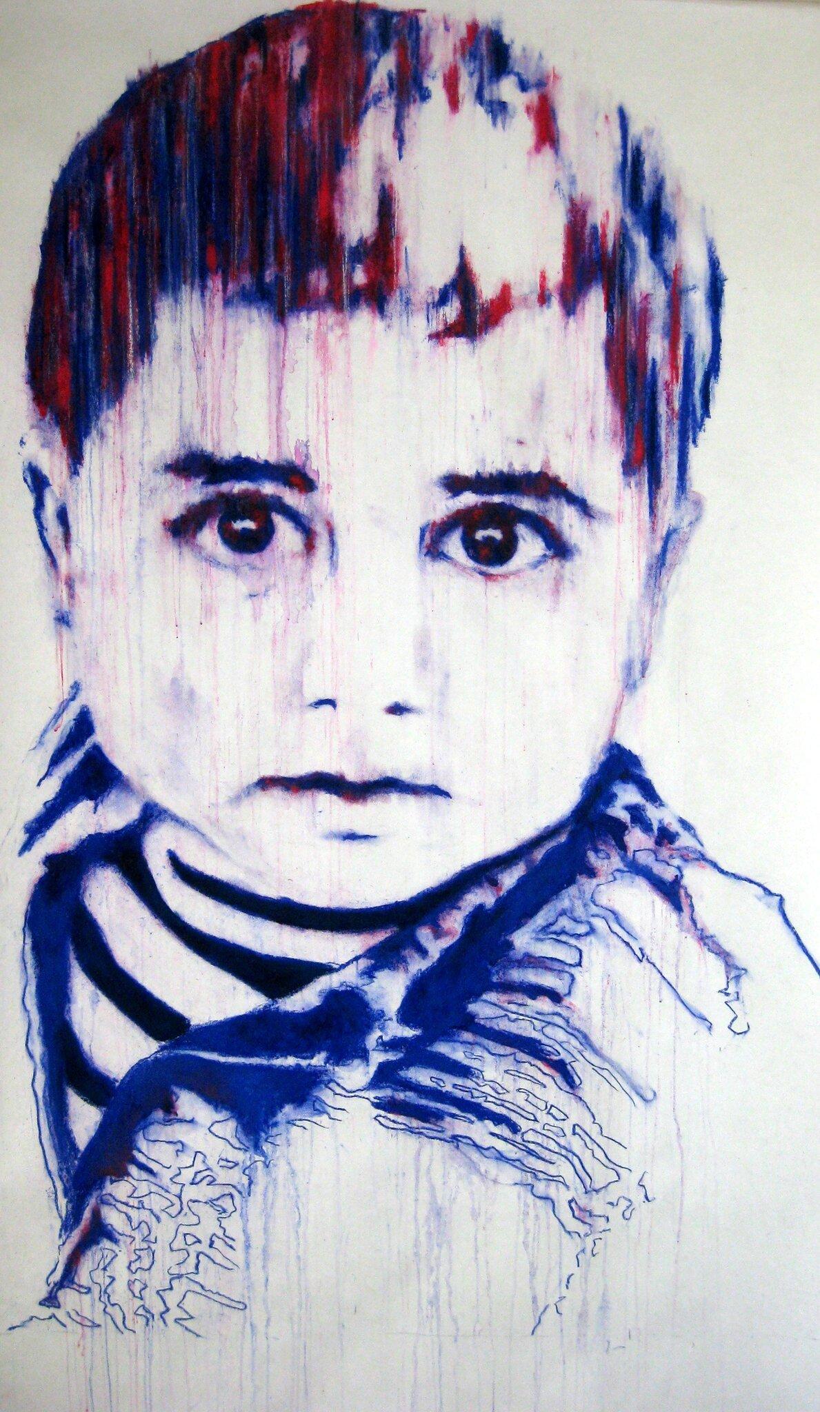 Enfant bleu 3