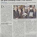Prix lévarey-lévesque
