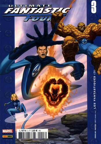 ultimate fantastic four 03