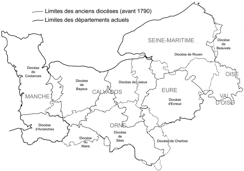 lesdioceses