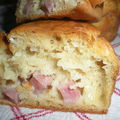 Muffins jambon & fromage