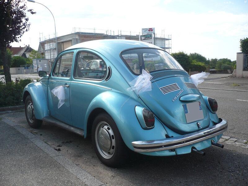 VOLKSWAGEN VW1302 Coccinelle Mommenheim (2)
