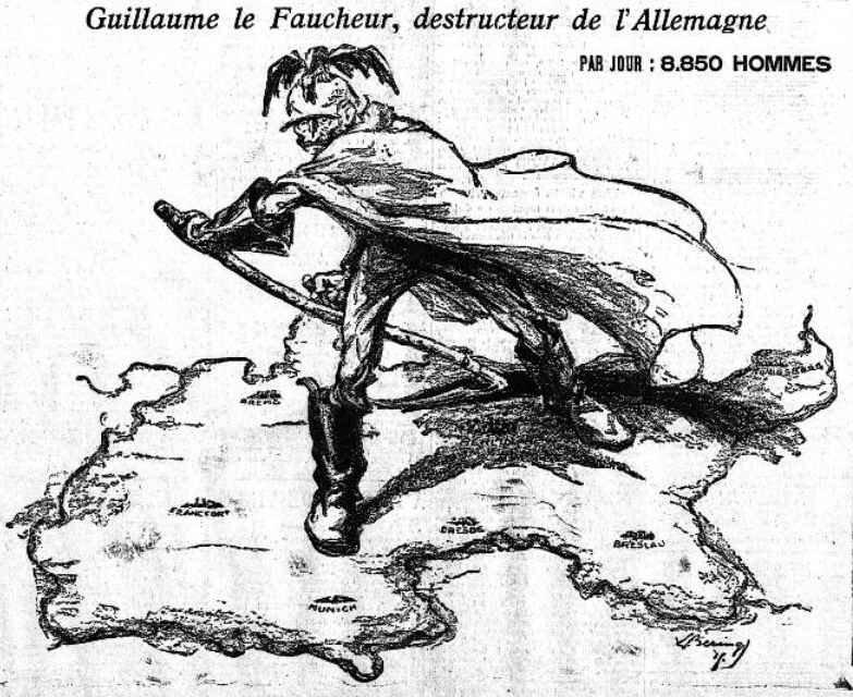 Guillaume II le faucheur