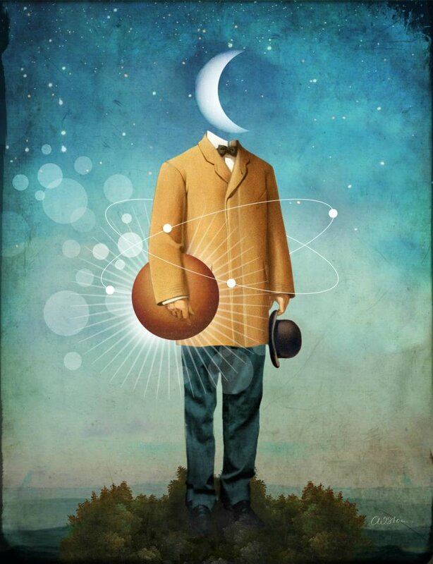 Catrin Welz-Stein - German Surrealist Graphic Designer - Tutt'Art@ (55)