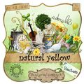 Kit natural yellow de boudinette