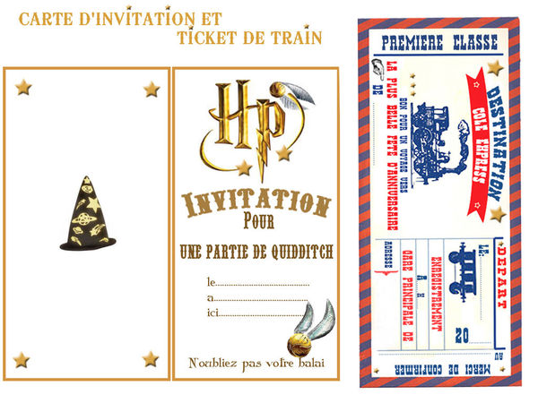 Theme harry potter magie et sorcellerie 1 et 2 et 3 doudous patrons patterns - Image d halloween gratuite ...