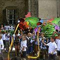 Dragon Ecole des Armoises
