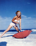1949_tobey_beach_by_dedienes_umbrella_red_064_1