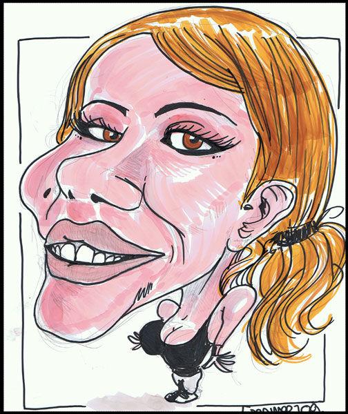 agathe_caricature_2009