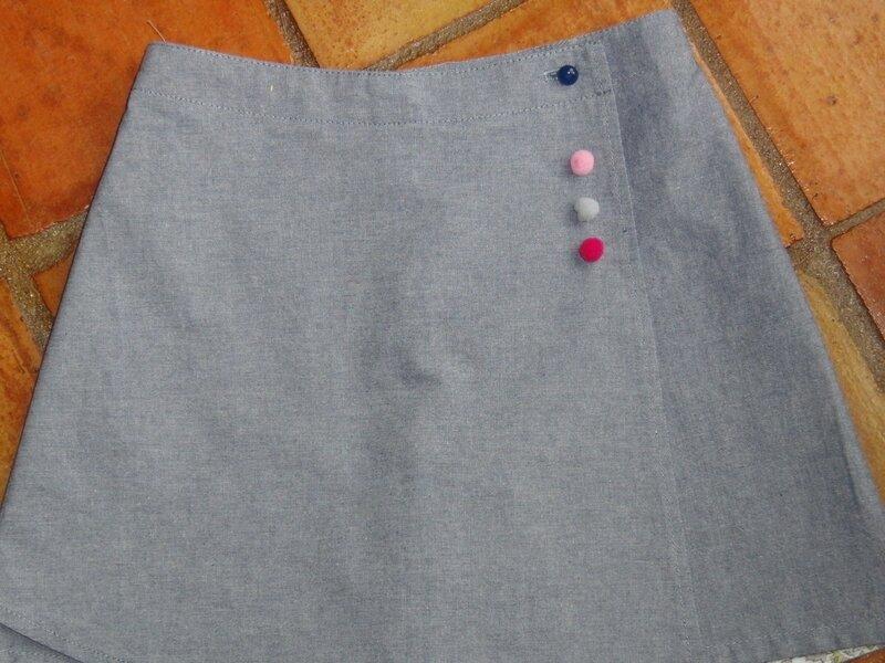 jupe culotte Isis II 002