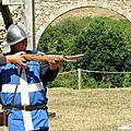 Histoire d'arbalète (château de tiffauges)
