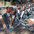 Des vélibs à marrakech !
