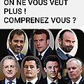 Auto-amnistie pour tous ces nuls de marcheurs ...un scandale de plus pour les francaises et les francais