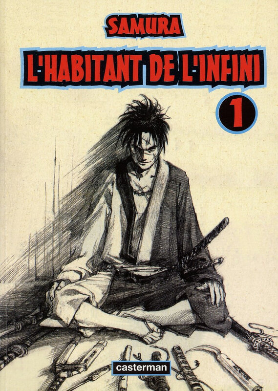 Canalblog Manga Habitant Infini 01 Edition VF