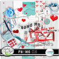 Phone me by mdesigns @shabby pickle designs