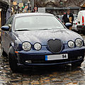 Jaguar s-type (1999-2008)