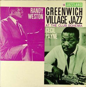 Randy_Weston_Cecil_Payne___1960___Greenwich_Village_Jazz__Jazzland_