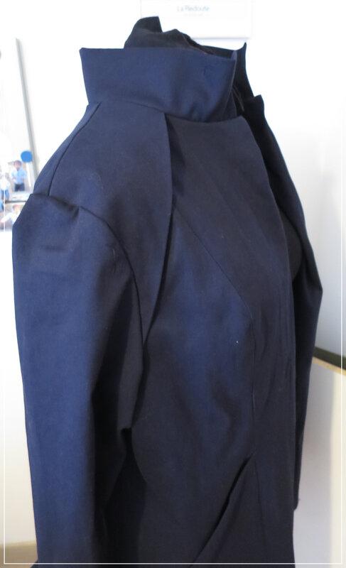 trench grain de couture1