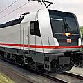 Allemagne : de nouveaux intercity signés talgo