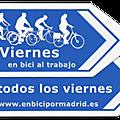 Faire du vélo à madrid : enbicipormadrid.es