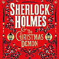 Sherlock holmes & the christmas demon, de james lovegrove