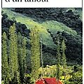 Autobiographie d'un amour - alexandre jardin (2001)