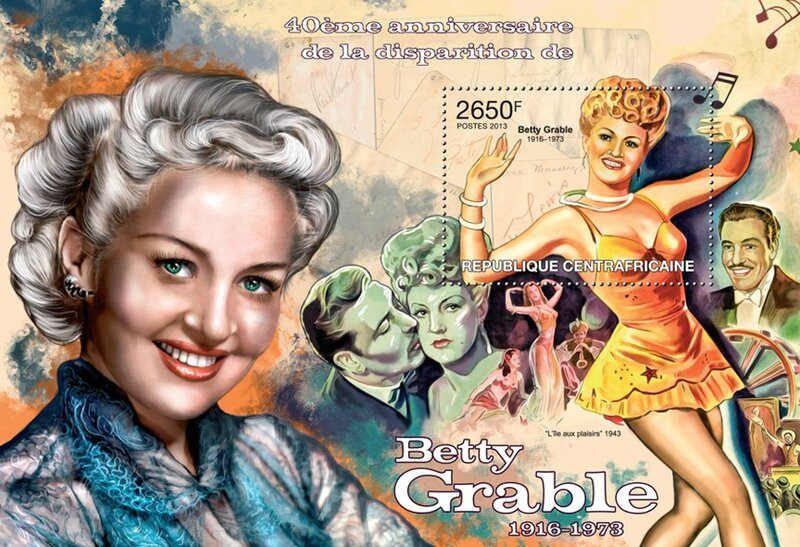 stamp-centre_afrique-2013-betty_grable2
