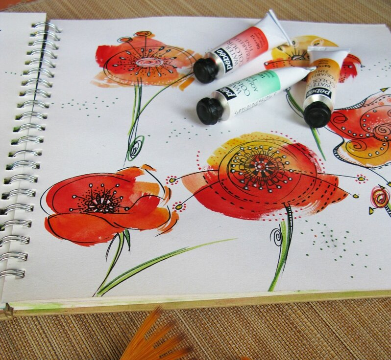 Azoline 2014-Poppies