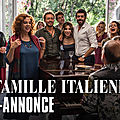 concours twitter une famille italienne