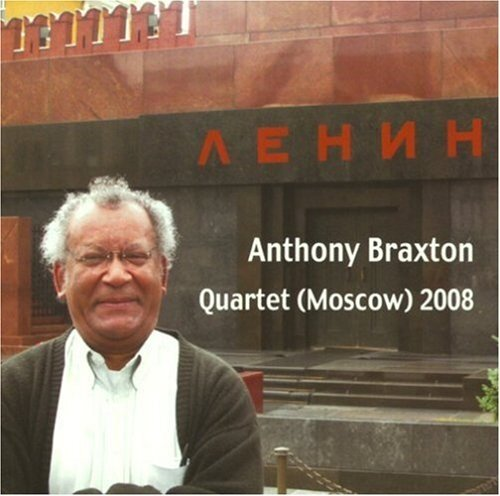 2008 - Anthony Braxton Quartet (Moscow)