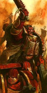 Maitre word bearers