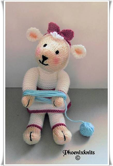 Traduction Sohpie Lamb - Phoenixknits