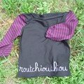 T-Shirt Manches ballon